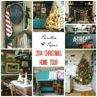 My 2014 Blogger Stylin Christmas Home Tour