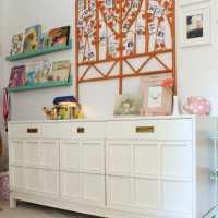 Emmy's New Midcentury Modern Dresser featuring Rockwell&#82