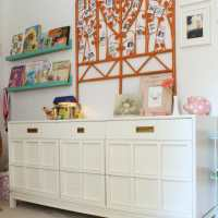 Emmy's New Midcentury Modern Dresser featuring Rockwell&#82