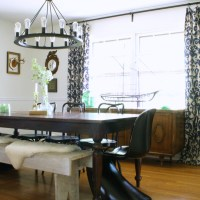 Dining Room Makeover (Paint Changes and New Chairs from Scout &#0