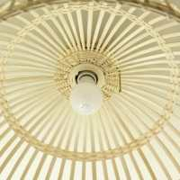 Ikea Hack: Make a Ceiling Mounted Globe Light into a Fab Fixture
