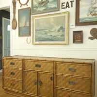 Thrift Score Thursday: Bamboo Dresser