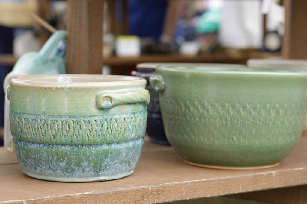 Apple Festival Aqua Pottery