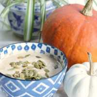 Pumpkin Pie Smoothie Bowl: Clean Eating Recipe