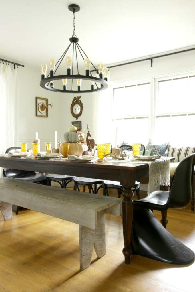 Fall Dining Room
