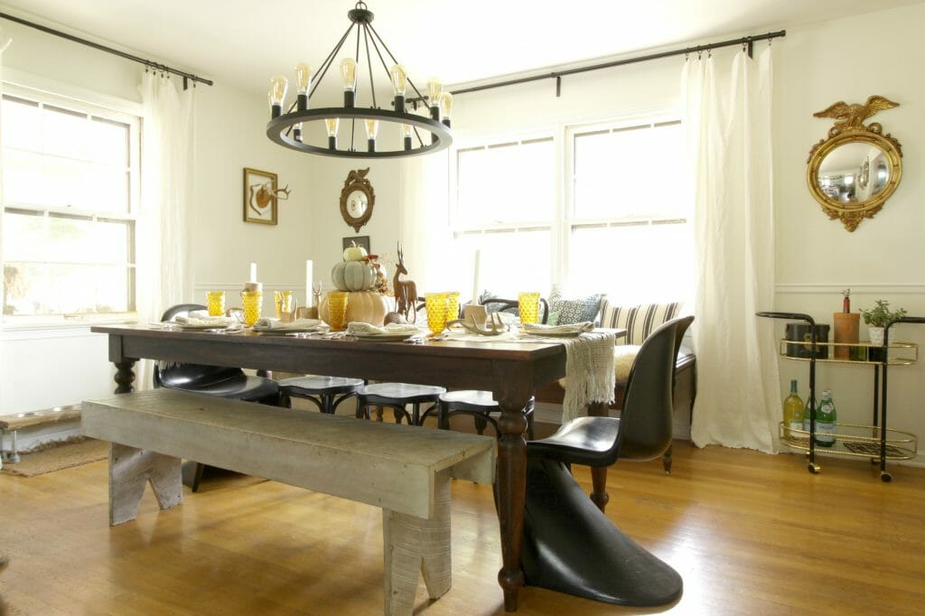 vintage-modern-dining-room-at-fall