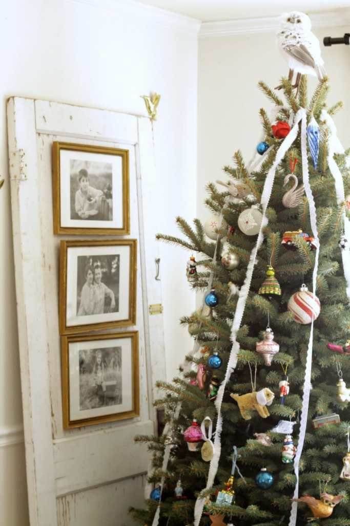 Family Style Decorated Tree