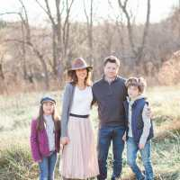 Our Family Photos & Minted Christmas Cards