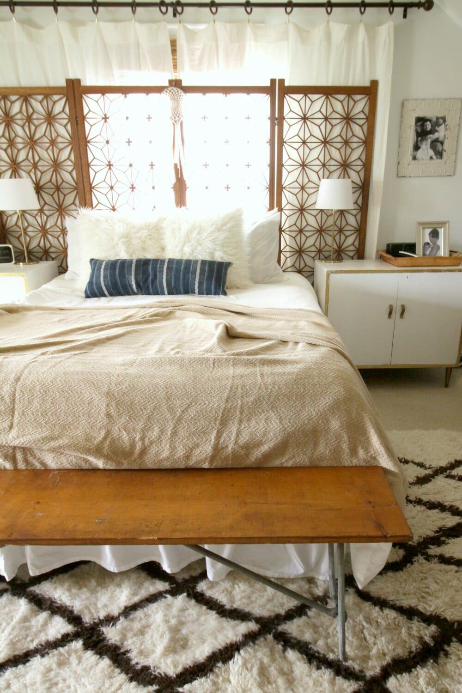Master Bedroom Dresser Dilemma & Snowball Effect - Cassie ... on Modern Boho Bedroom  id=82997