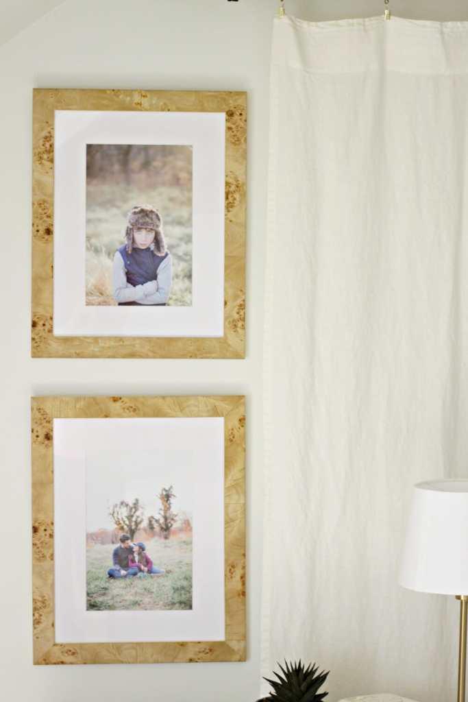 Framebridge Framed Family Photos with Color