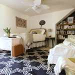 No Cost Bedroom Makeover: Our New Guest Room