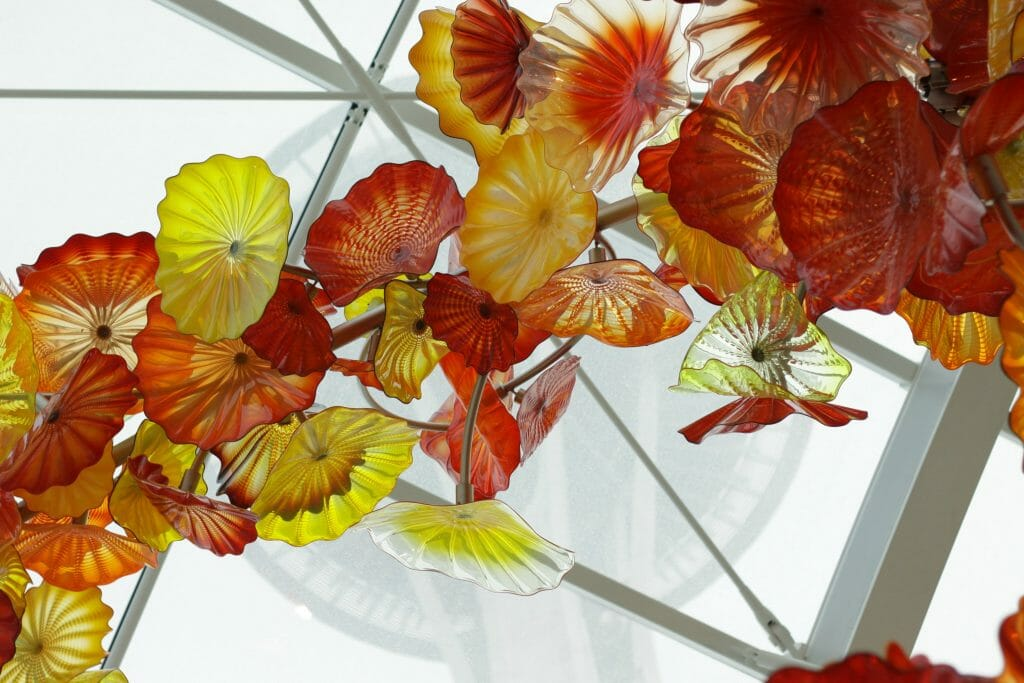 Chihuly Garden & Glass- Space Needle
