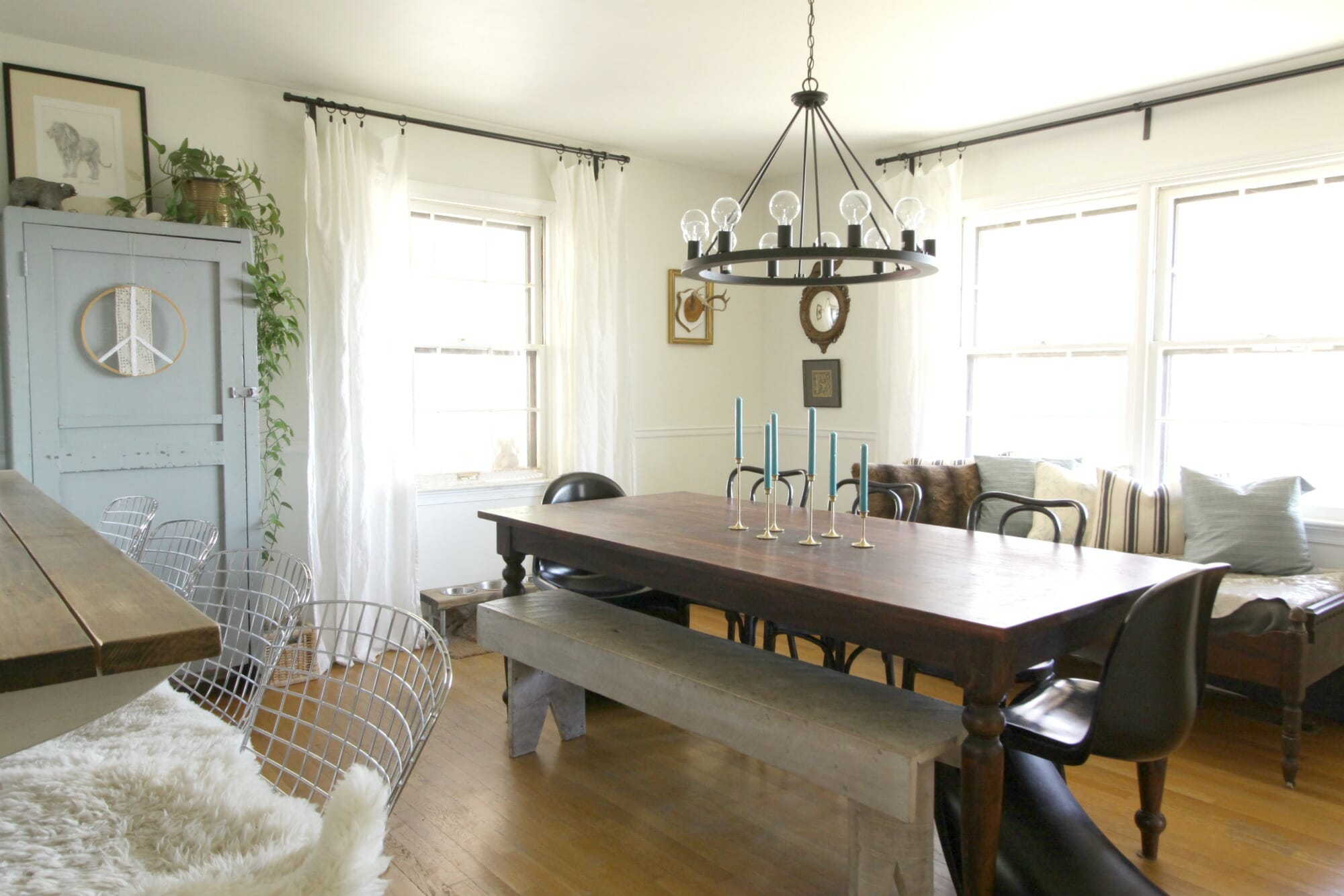 Spring Tour: Living & Dining Room Edition - Cassie Bustamante