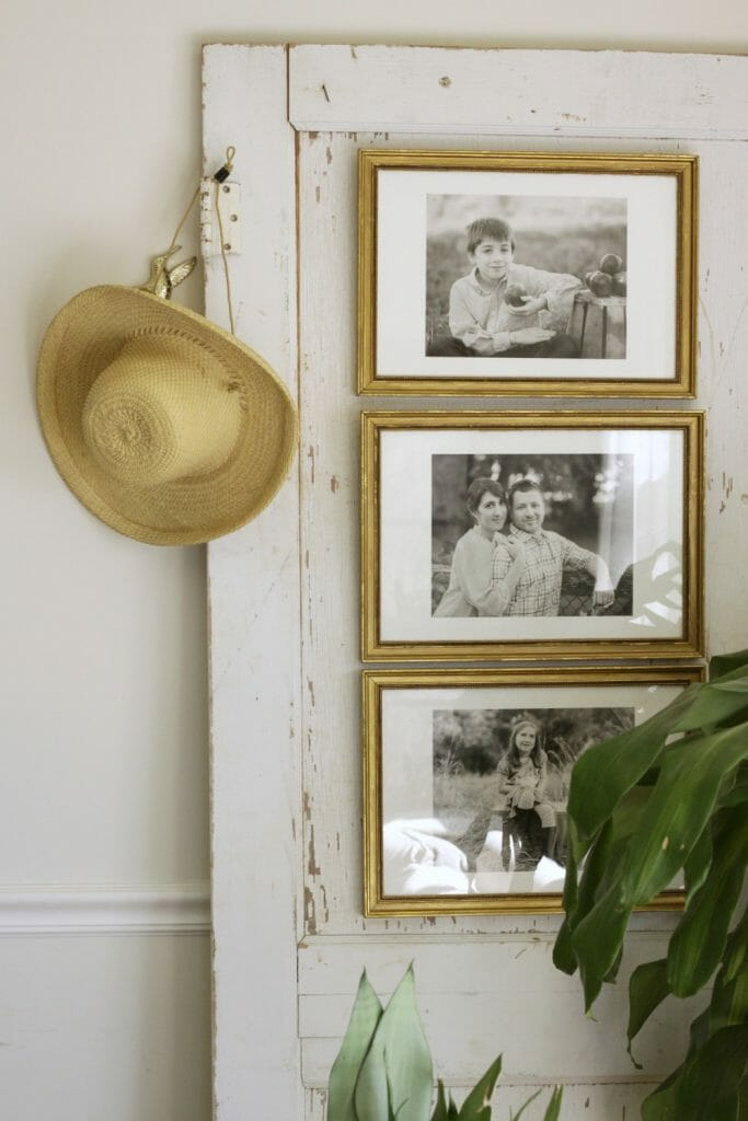 Straw Hat Spring Sdecor