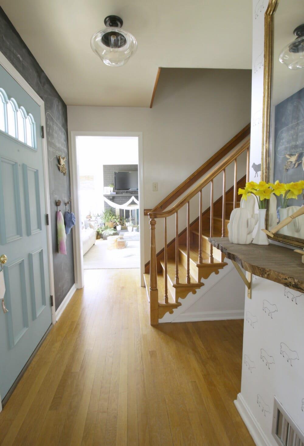 Cape cod house decor