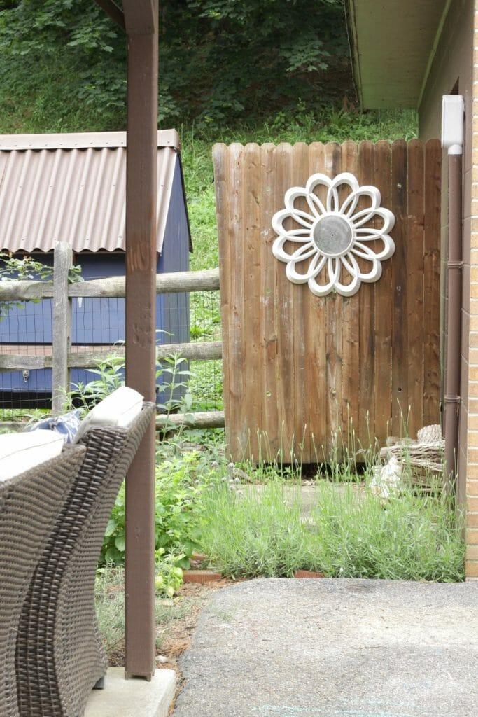 Midcentury Garden Decor- Herb Garde