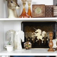My September Space at Sweet Clover: Earthy, Midcentury, Boho Good