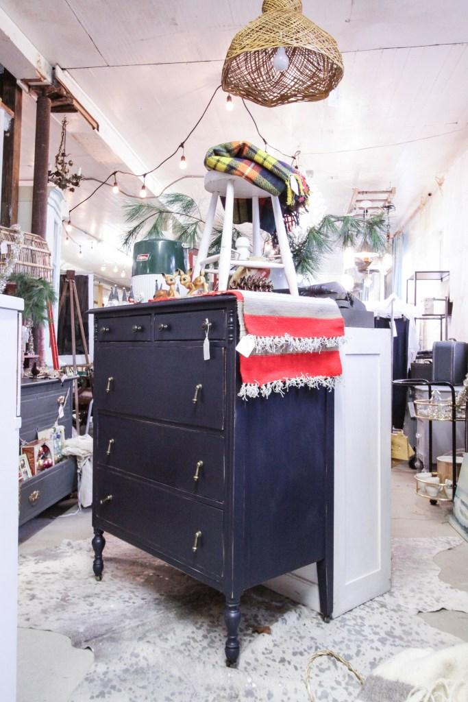 Coastal Blue Dresser at Sweet Clover