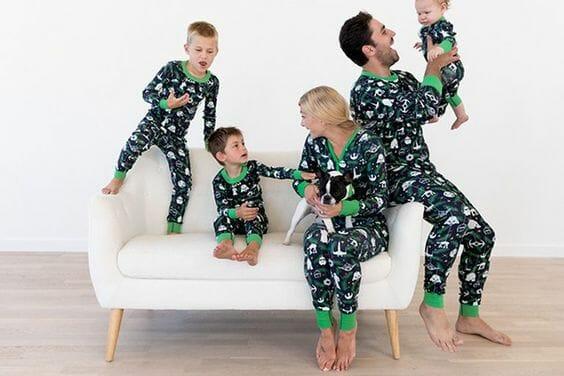 Favorite Christmas Tradition  Matching Pajamas - Cassie Bustamante 1452604b7
