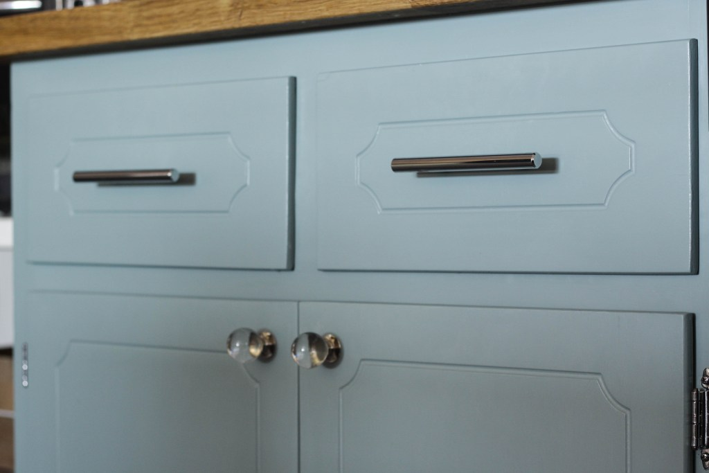 Chrome and Glass Hardware on a budget from D Lawless