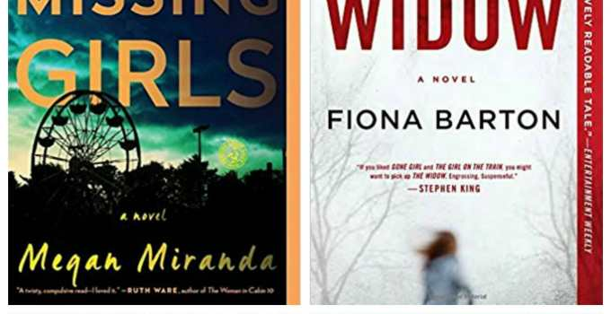 Dark Mystery Novels: Books to Read this Weekend