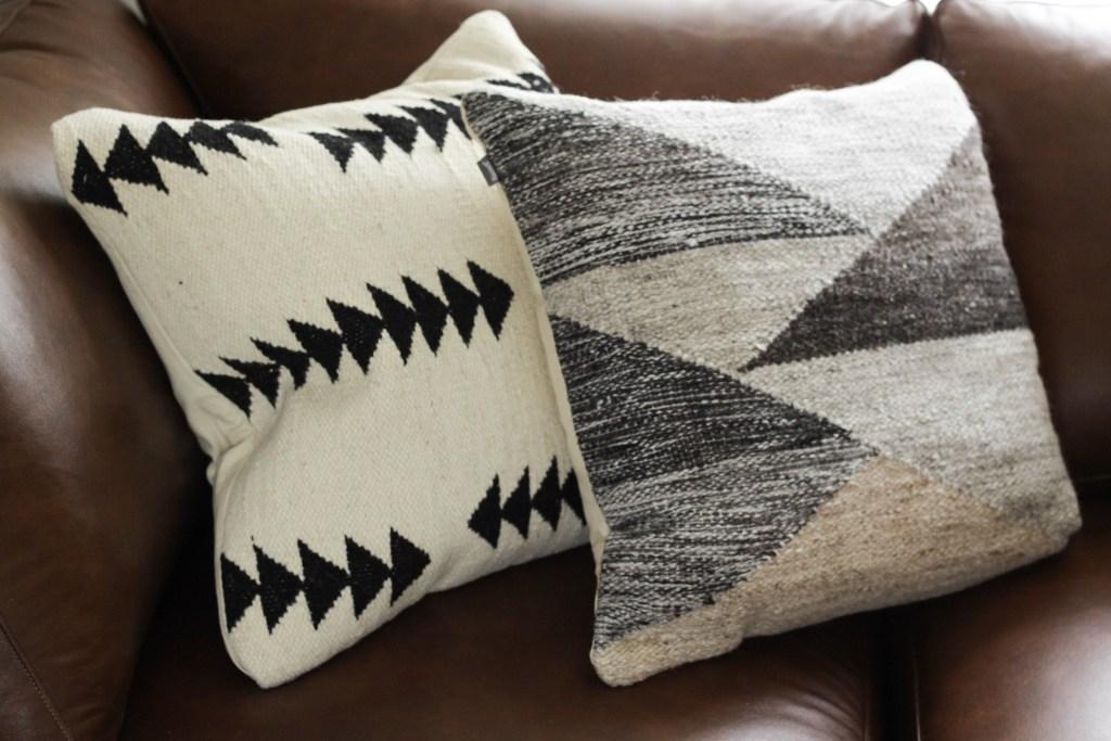 Bassett Furniture Modern Boho Pillows