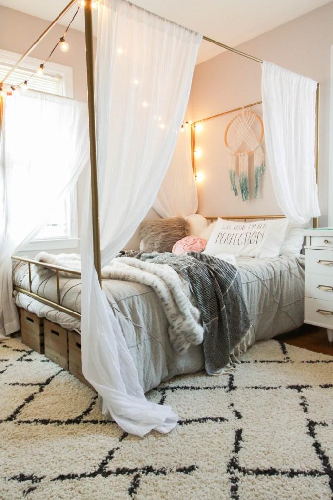 Tween Girl Bedroom