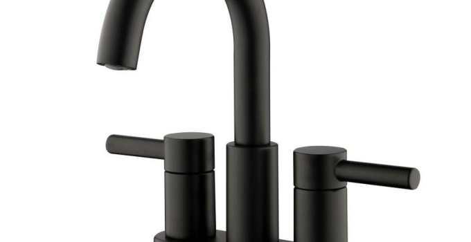 Budget Find Friday: Black Modern Hardware & Bathroom Fixtures