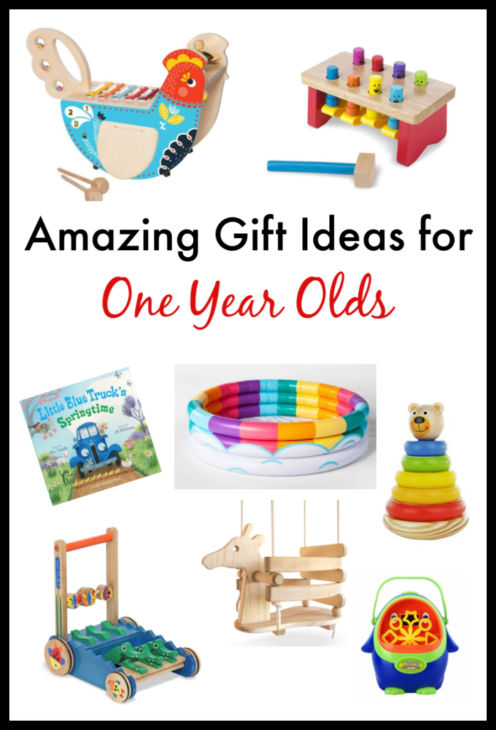 First Birthday Gift Ideas For One Year Old