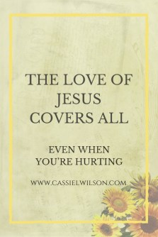 The Verse You Need Right Now _ Cassie L. Wilson- learning to be the light