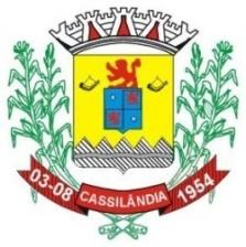 Prefeitura de Cassilândia abre licitação para aquisição de um veículo usado