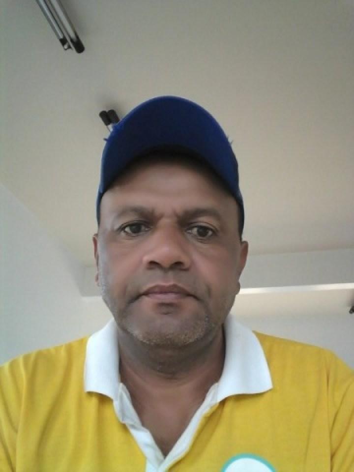 Fotogaleria: morre em Serranópolis o locutor cassilandense Adalto Gomes