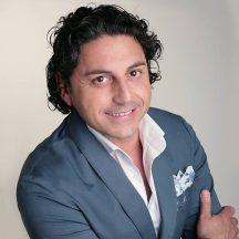 Il consigliere comunale Gialuca Tartaglia