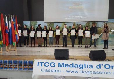 ITCG di Cassino – Un successo la cerimonia di consegna dei diplomi