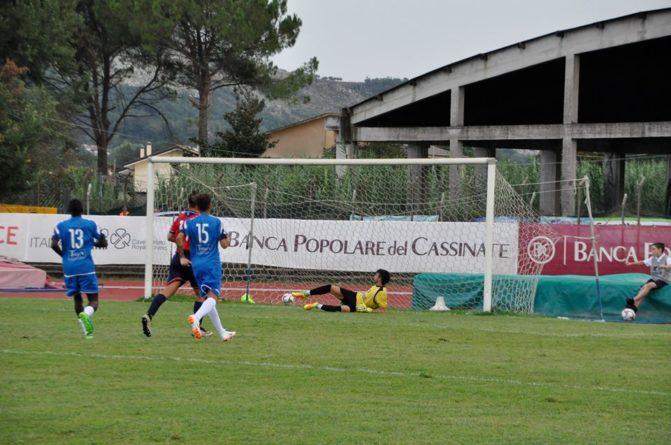 Serie D – Cassino progressi in difesa, l'attacco è una certezza: Prisco ispira Marcheggiani segna