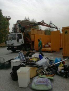 Cassino 15 aprile: giornata ecologica per ritiro rifiuti ingombranti