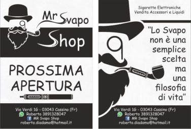 Mr Svapo Shop Cassino