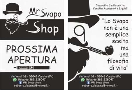 Mr Svapo Shop Cassino