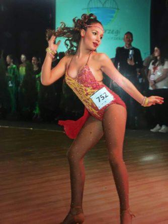 Mondiali di ballo Polonia – La Cassino Dance sul tetto del mondo