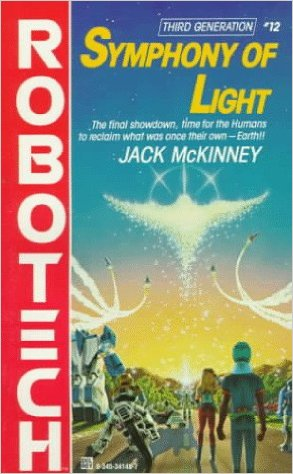 Robotech #12: Symphony of Light
