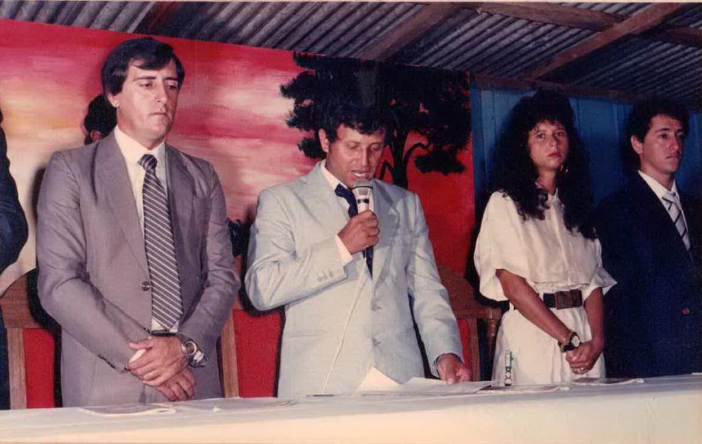 Promulgação da Lei Orgânica Municipal em 1990