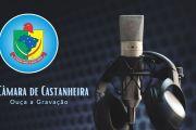 Áudio da 25ª Sessão Ordinária de 2018