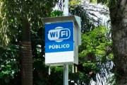 Internet Wi-Fi gratuita na Praça 04 de Julho