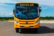 Marquinhos da Educação reivindica abrigo para ônibus escolares