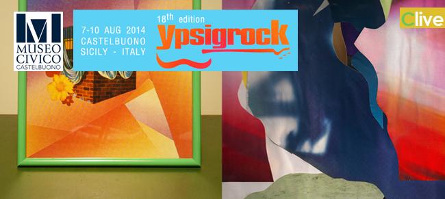 Tutto pronto per la 18^ Edizione dell'Ypsigrock. Al Museo Civico i progetti artistici di Riccardo Benassi e Nico Vascellari