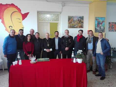 visita Vescovo Marciante