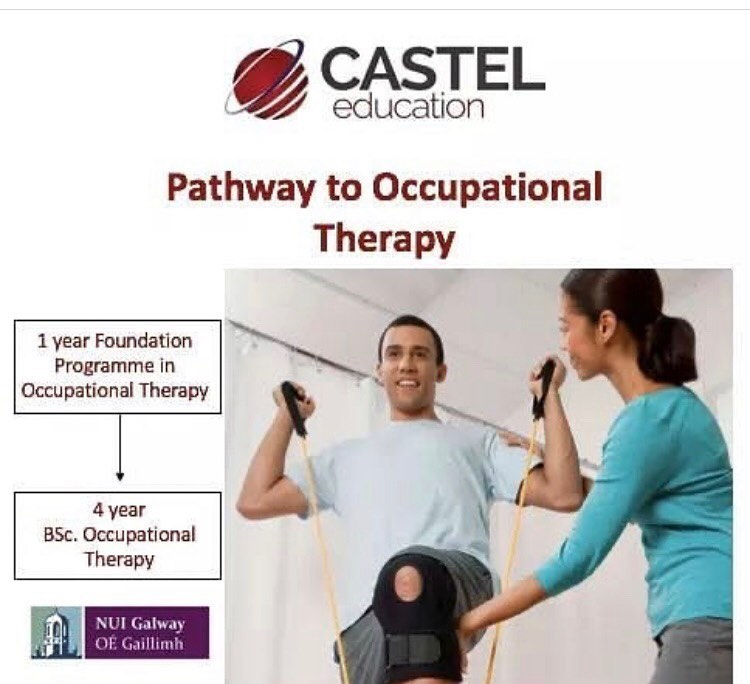 Study Occupational Therapy in Ireland