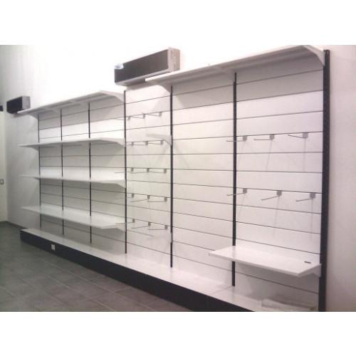 Li utilizziamo per gestire il nostro negozio in modo efficiente, sostenibile,. Scaffalatura Da Negozio Scaffale Negozio Castellani Shop