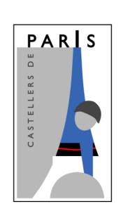 Logo dels Castellers de Paris