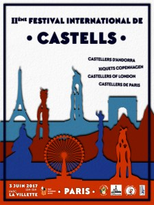 Castellers De Paris Part 2